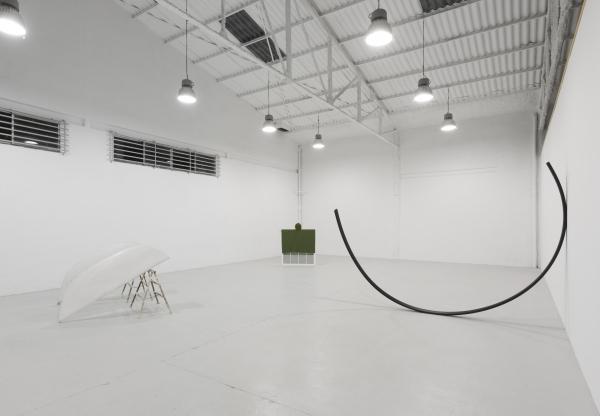Exposición individual de Alejandro Leonhardt