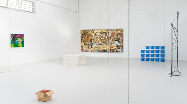 Exposición colectiva Lenguaje