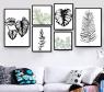 Ilustraciones y acuarelas florales