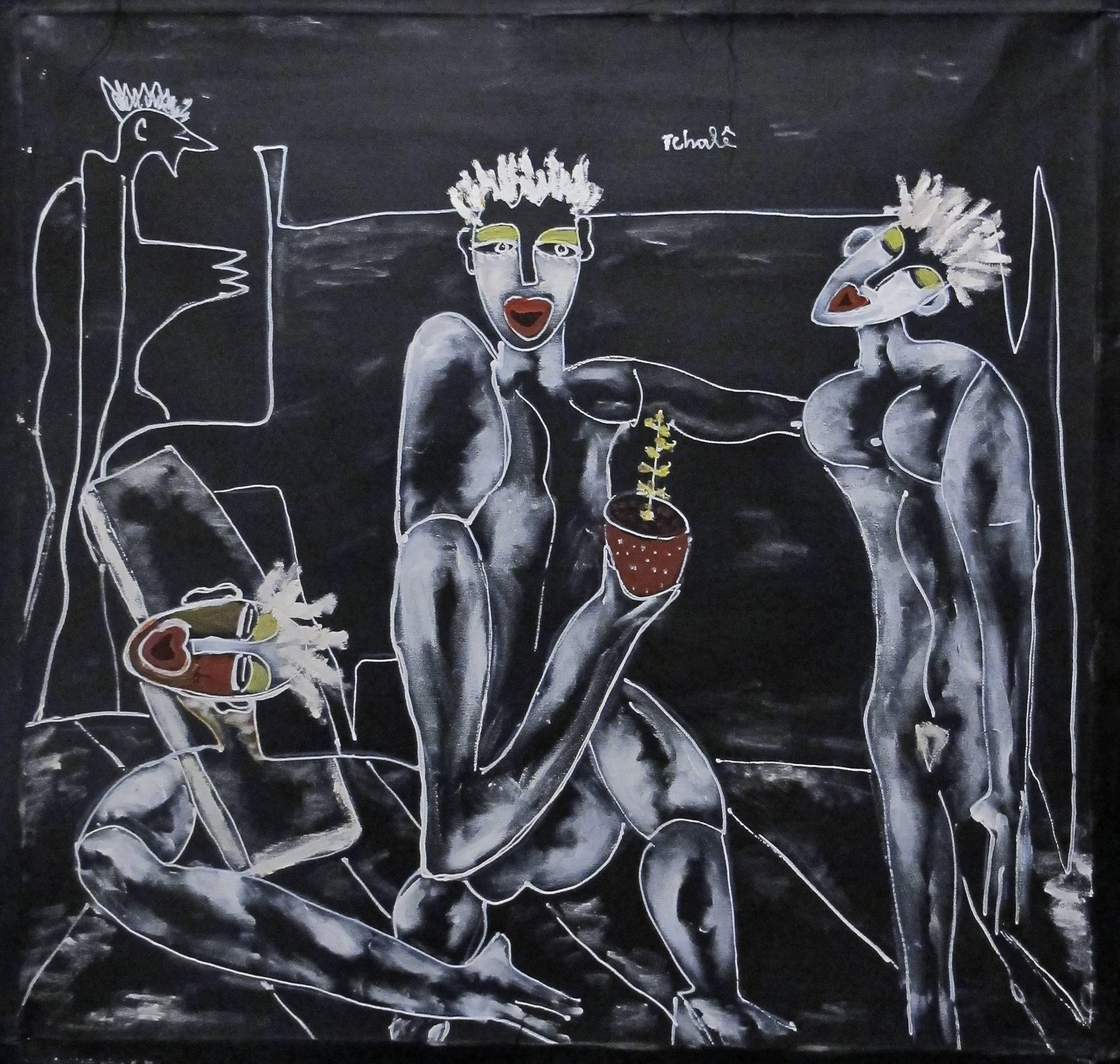 El regalo (2014) - Carlos Tchale Figueira