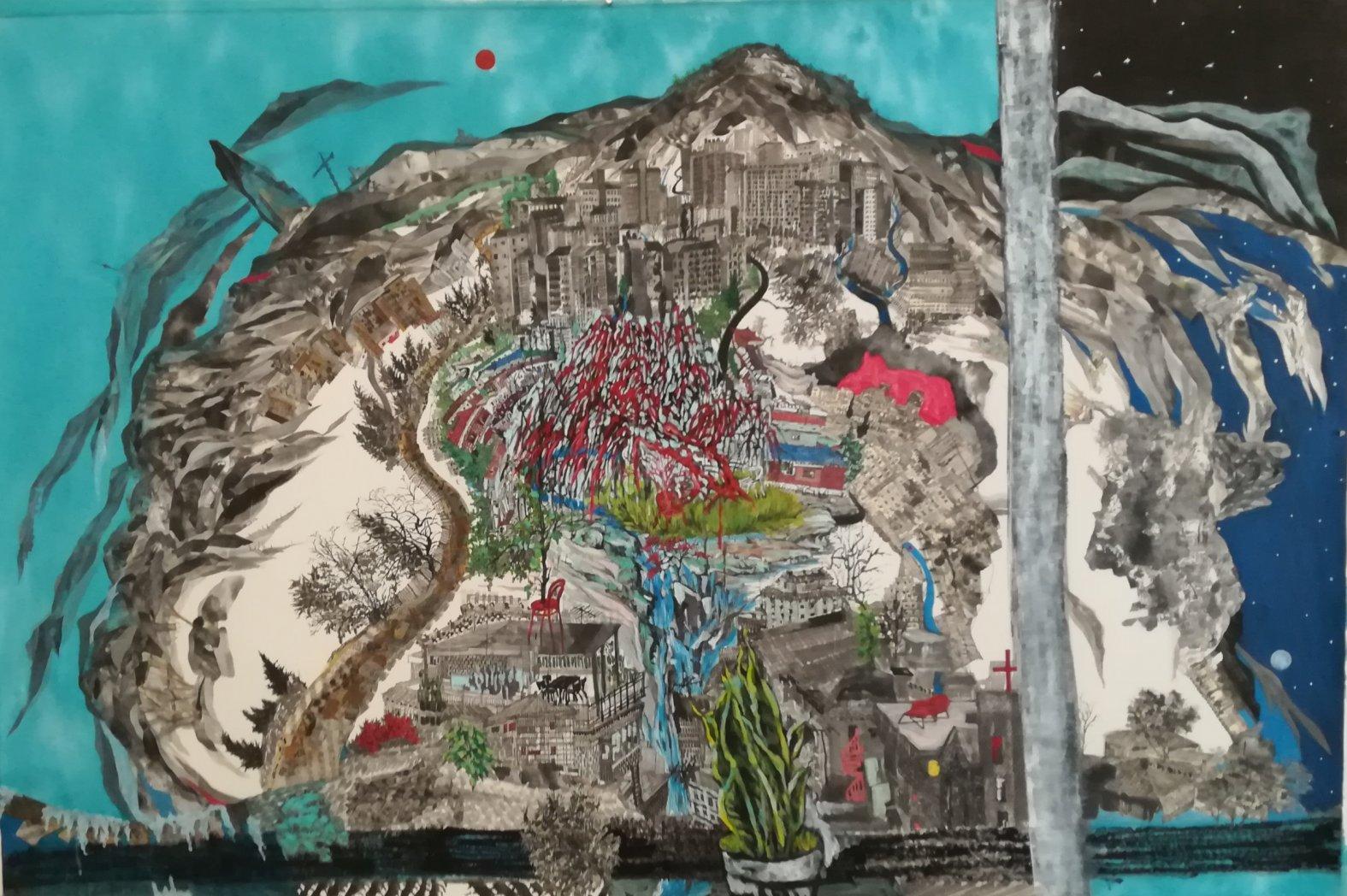 Memorias imaginadas (2015) - Kwon Inkjung