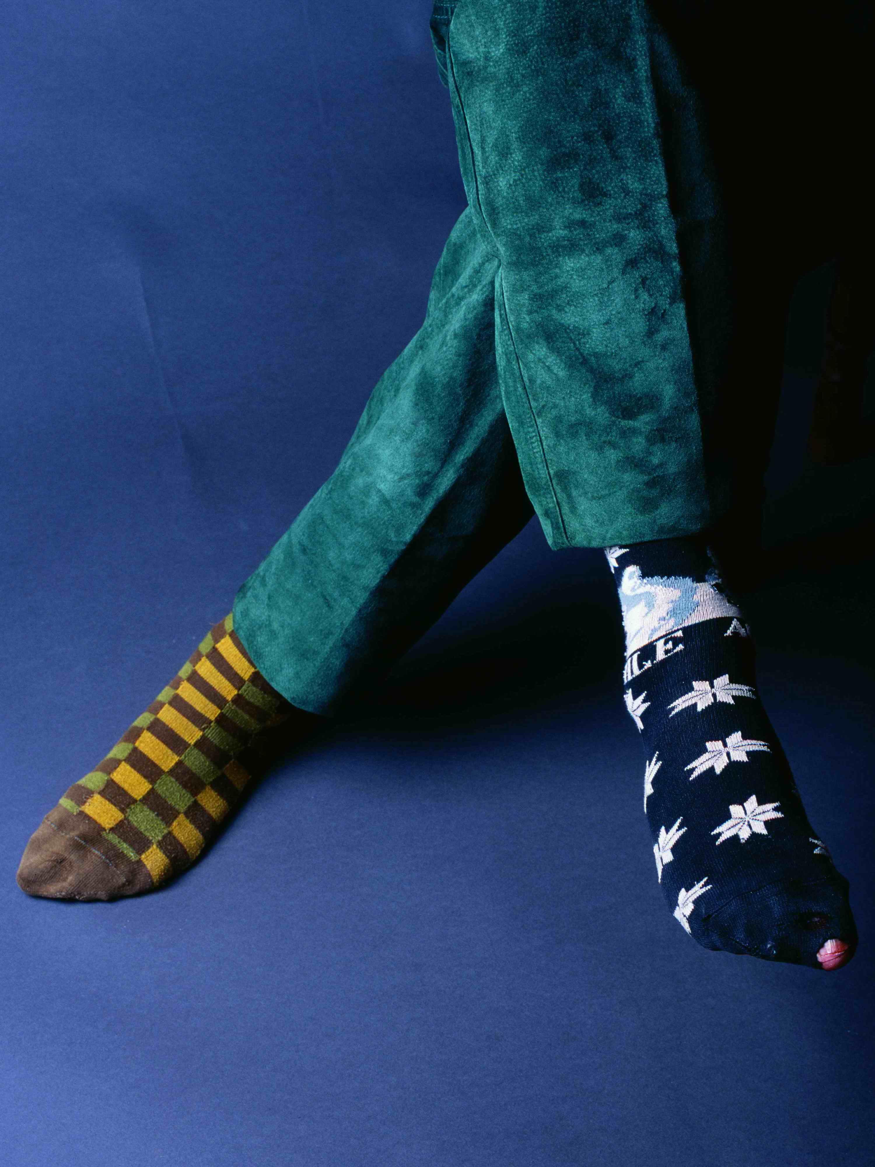 Unos calcetines más (2002) - Juan Hidalgo Codorníu