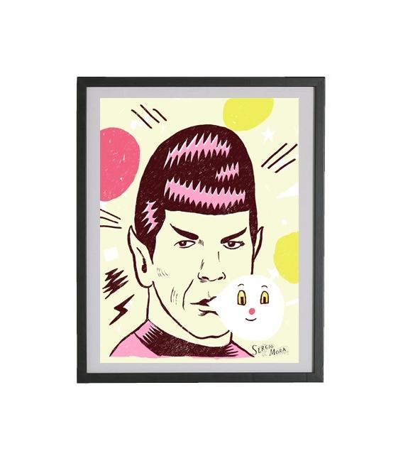 Mr Spock (2016) - Sergio Mora