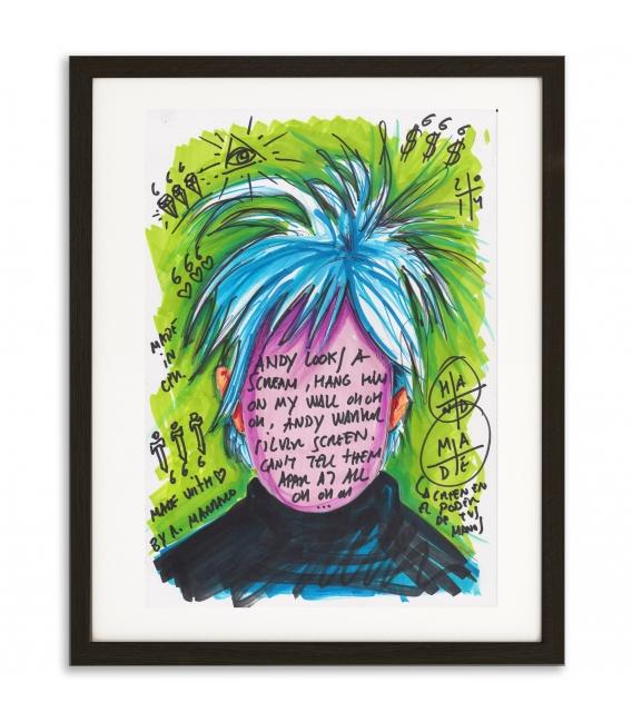 Warhol (2015) - Roberta Marrero