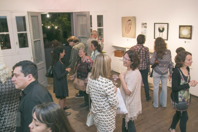 Inauguracion Casa Palmera Galeria