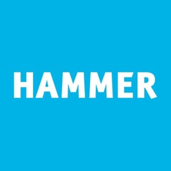 Logotipo. Cortesía del Hammer Museum