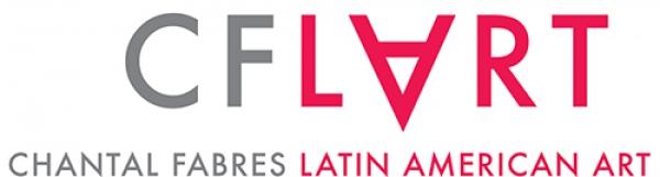Logotipo. Cortesía de CF-LART (Chantal Fabres Latin American Art)