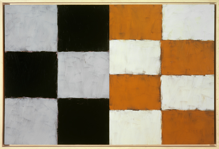 Mann | Sean Scully