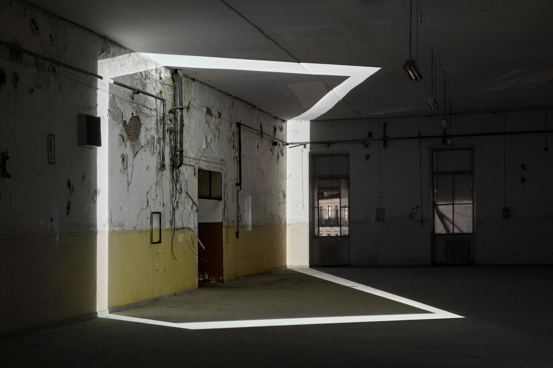 ST (Desvelar, desplazar III) (2018) - Nicolás Combarro