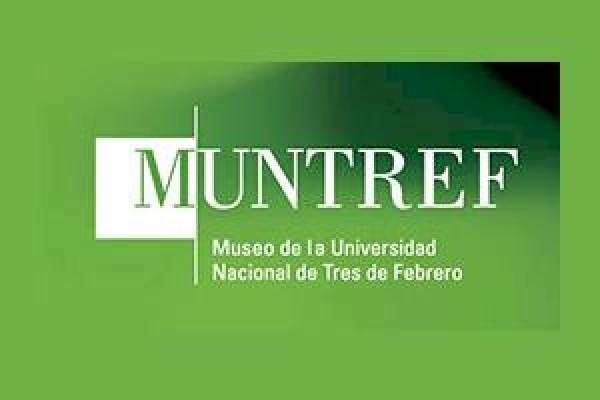 Logotipo. Cortesía Museo de la Universidad Nacional Tres de Febrero (MUNTREF)