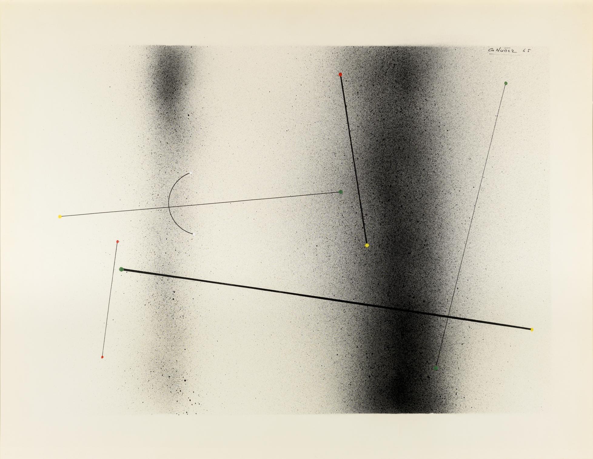 Sin título (1965) - Luis García Núñez - Lugán