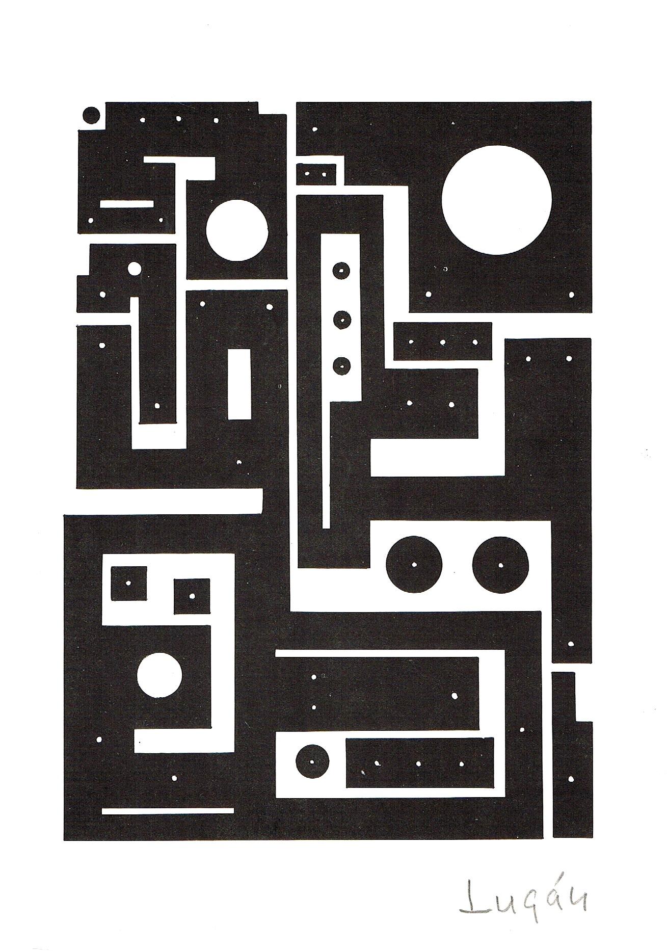 Sin título (1973) - Luis García Núñez - Lugán