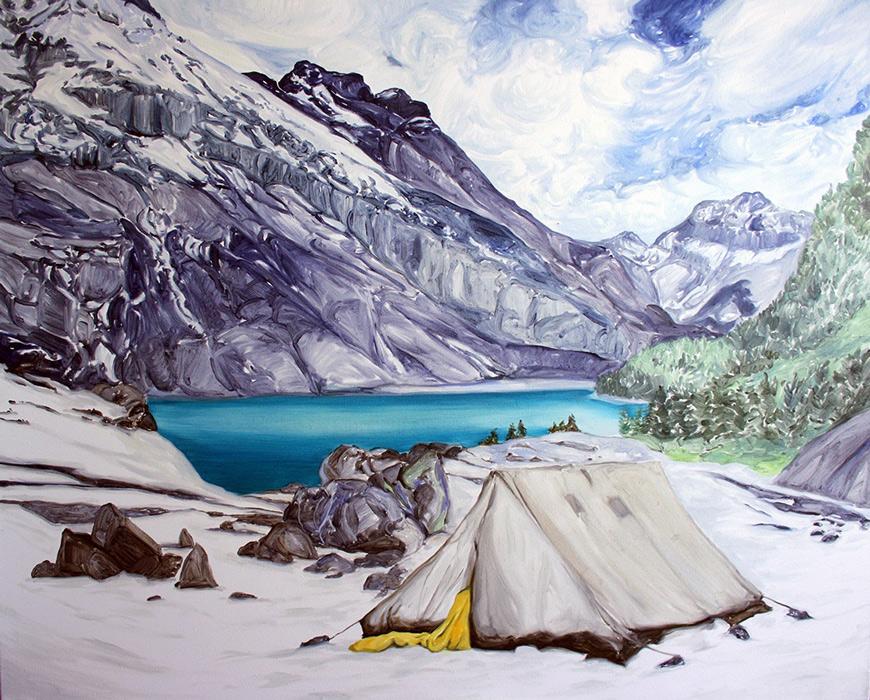 El lago (2020) - Irene Sánchez Moreno