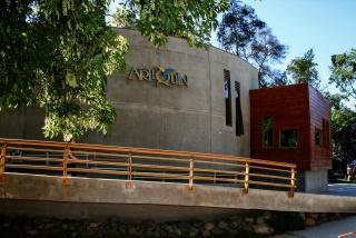 Fachada del museo. Cortesía del Museo Artequin Viña del Mar