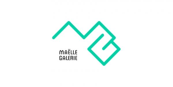 Logotipo. Cortesía de Maëlle Galerie