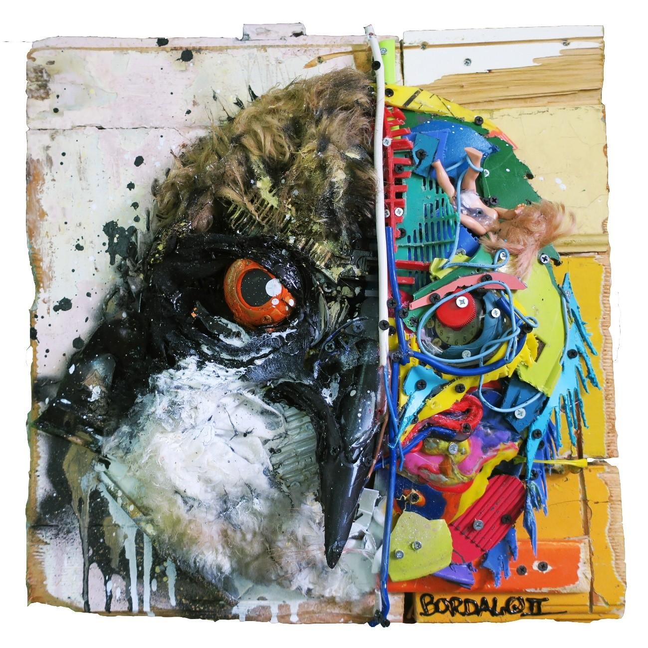 Half Eagle (2018) - Artur Bordalo - Bordalo II