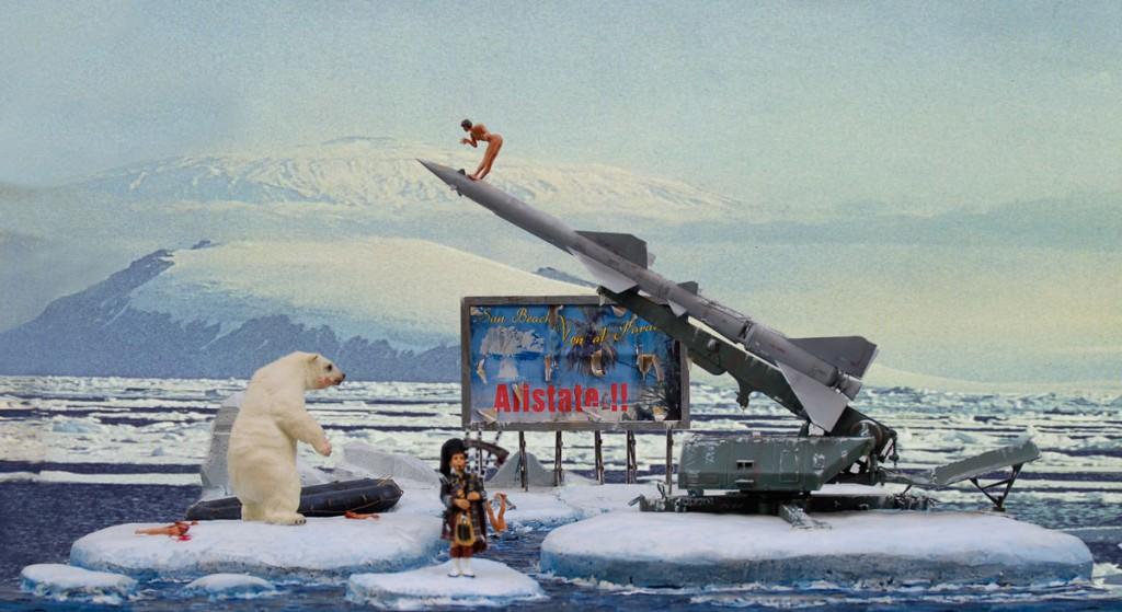 Disfruta del ártico (2007) - Óscar Seco Moreno