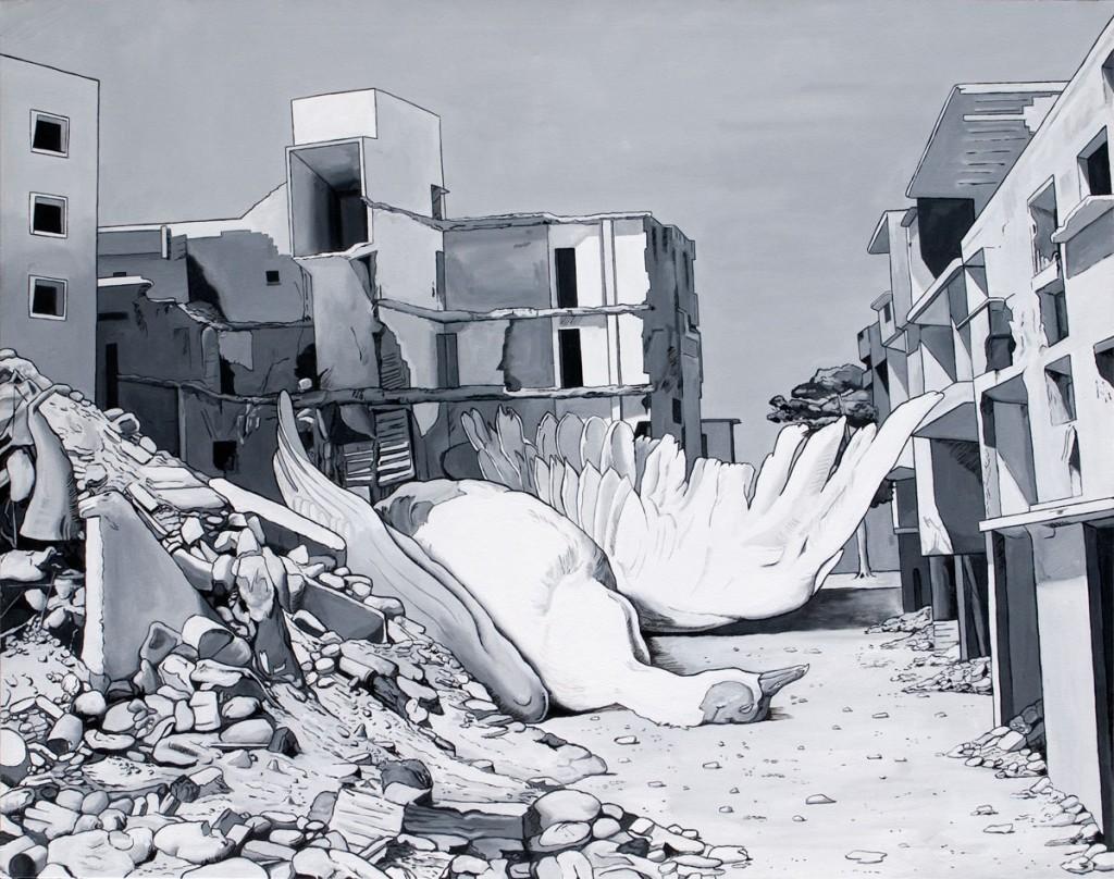 Caidos del cielo. Beirut Blues (2010) - Óscar Seco Moreno