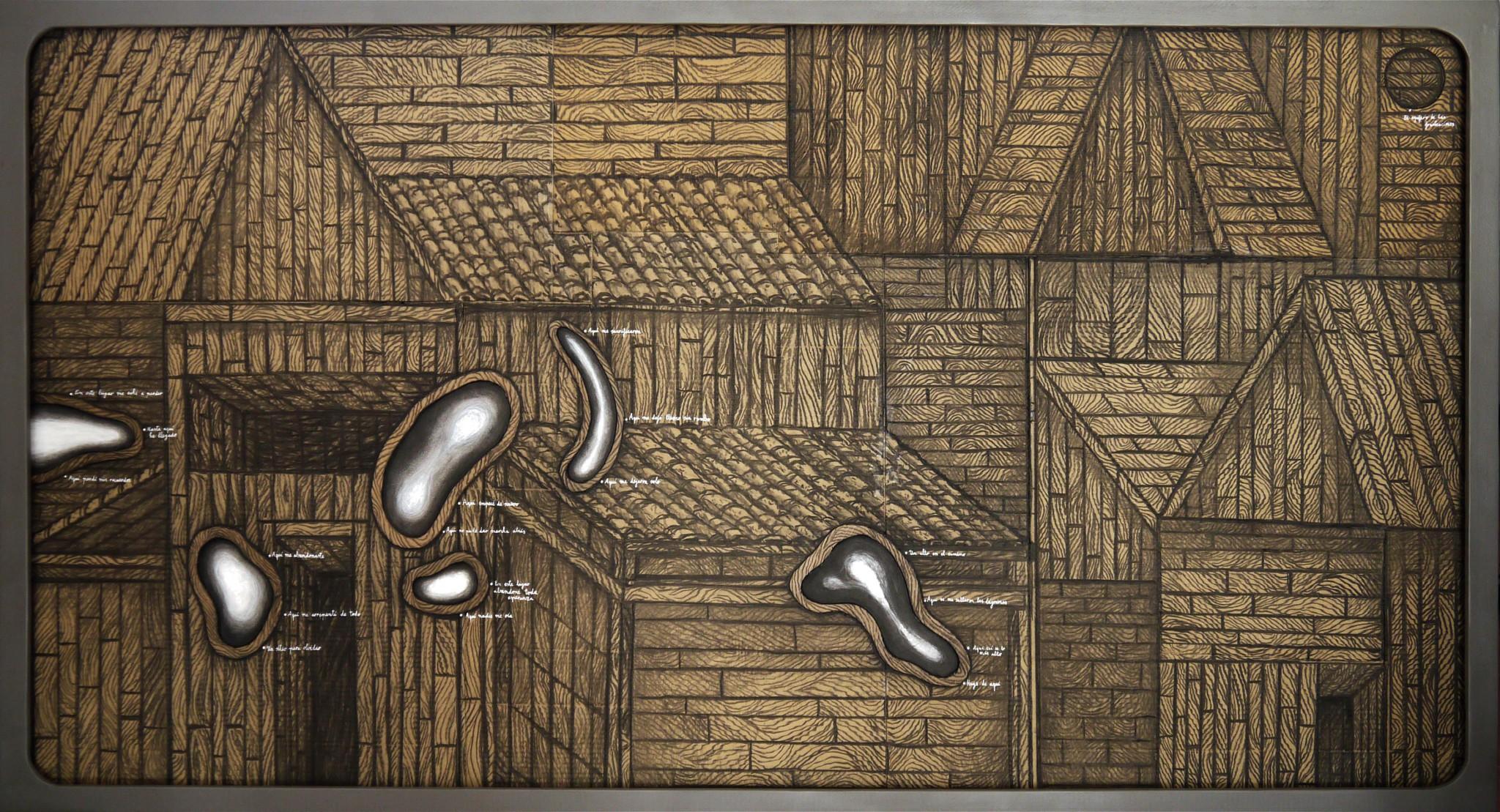Archipiélago frustración (2019) - Manuel Barbero Richart