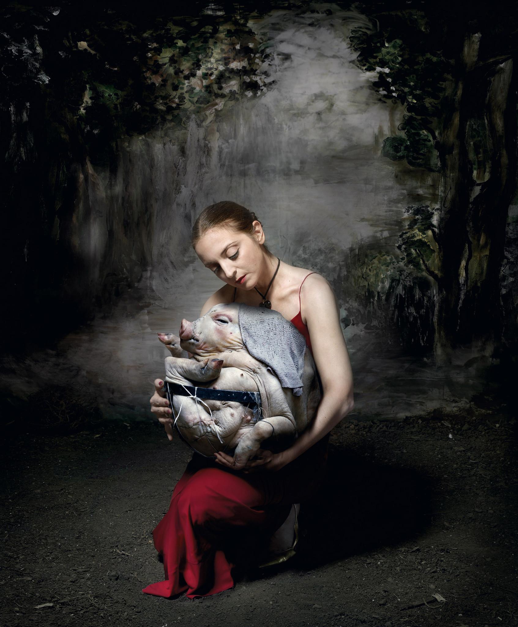 Madonna (2007) - Nicola Costantino