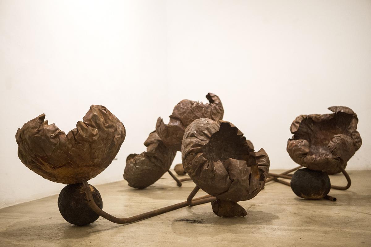 Las Flores del mal (2014) - Benxamín Álvarez