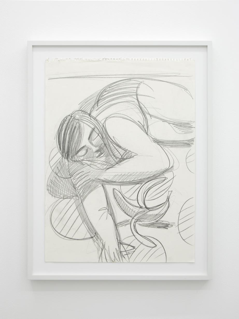 Untitled (2017) - Ella Kruglyanskaya