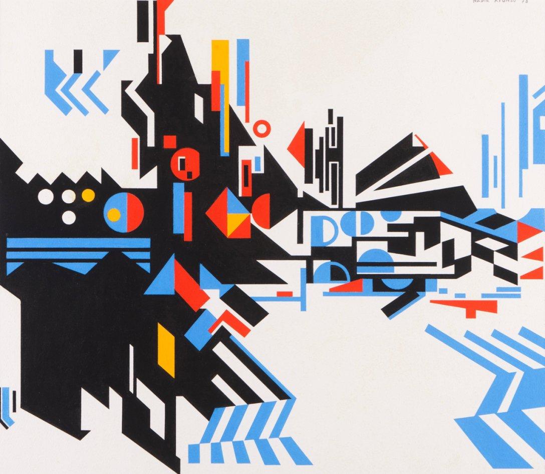 Sem título (1973) - Nadir Afonso