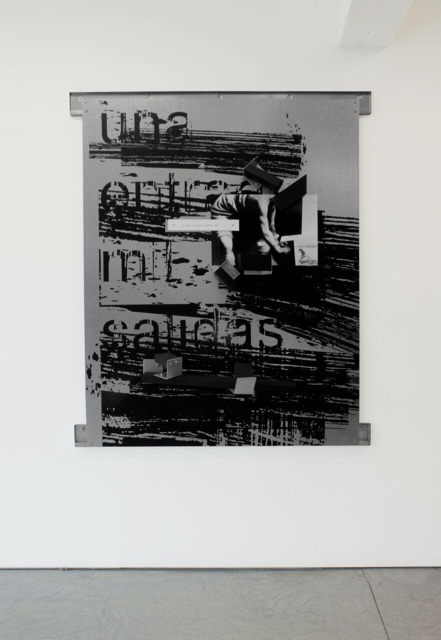Una  entrada,  mil  salidas  4  (la  sombra) (2011) - Txomin Badiola