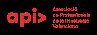 Logo APIV: Victoria Estudio