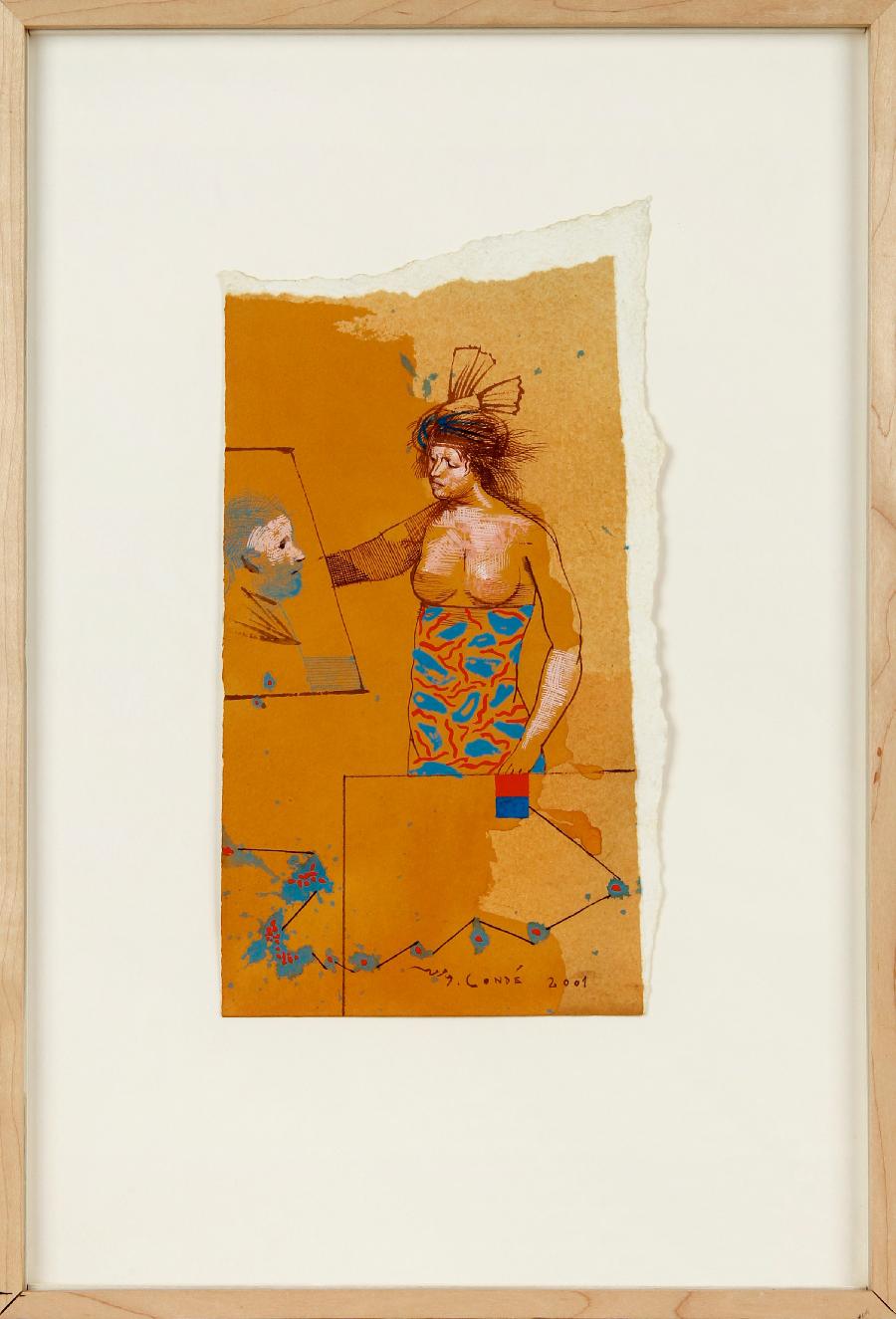 S/T (2001) - Miguel Condé