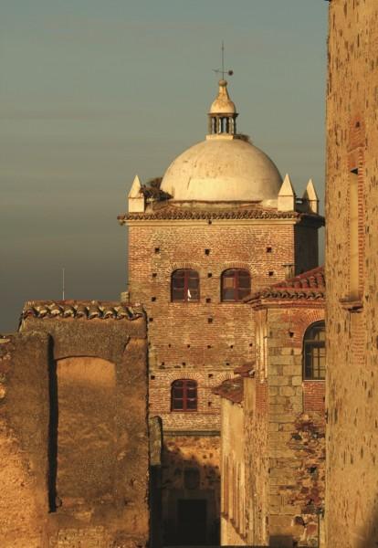 Archivo Histórico Provincial de Cáceres - Palacio de Toledo Moctezuma