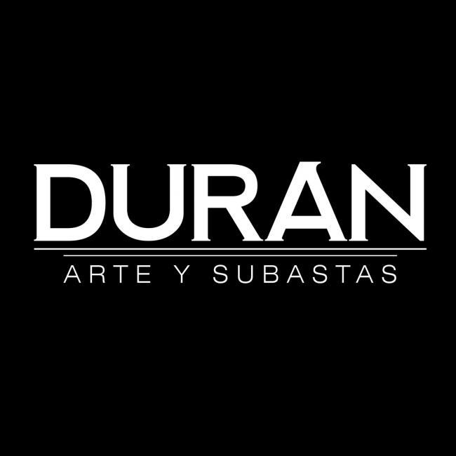 Logo de Durán Arte y Subastas