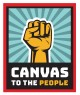 Canvas to the People Logo