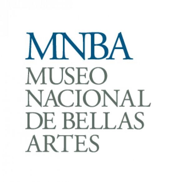 Logotipo. Cortesía del Museo Nacional de Bellas Artes de Buenos Aires (MNBA)