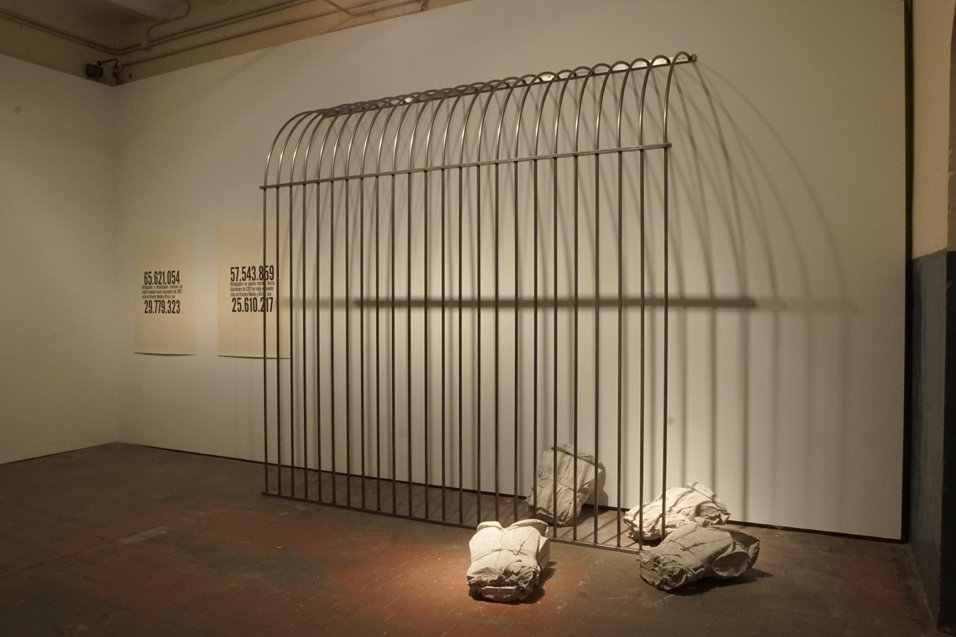 Sin Título (2018) - Ramón Mateos