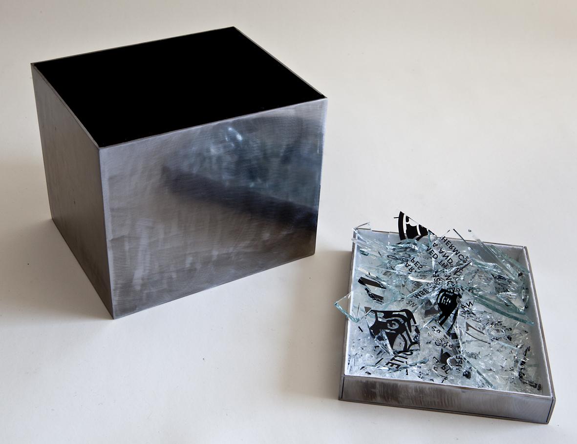 Butterfly Bomb IV (Bomba mariposa IV) (2018) - Rocío Garriga