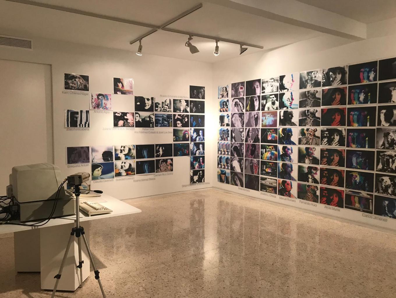 Archivo Retratos Lumena 1992-1995.