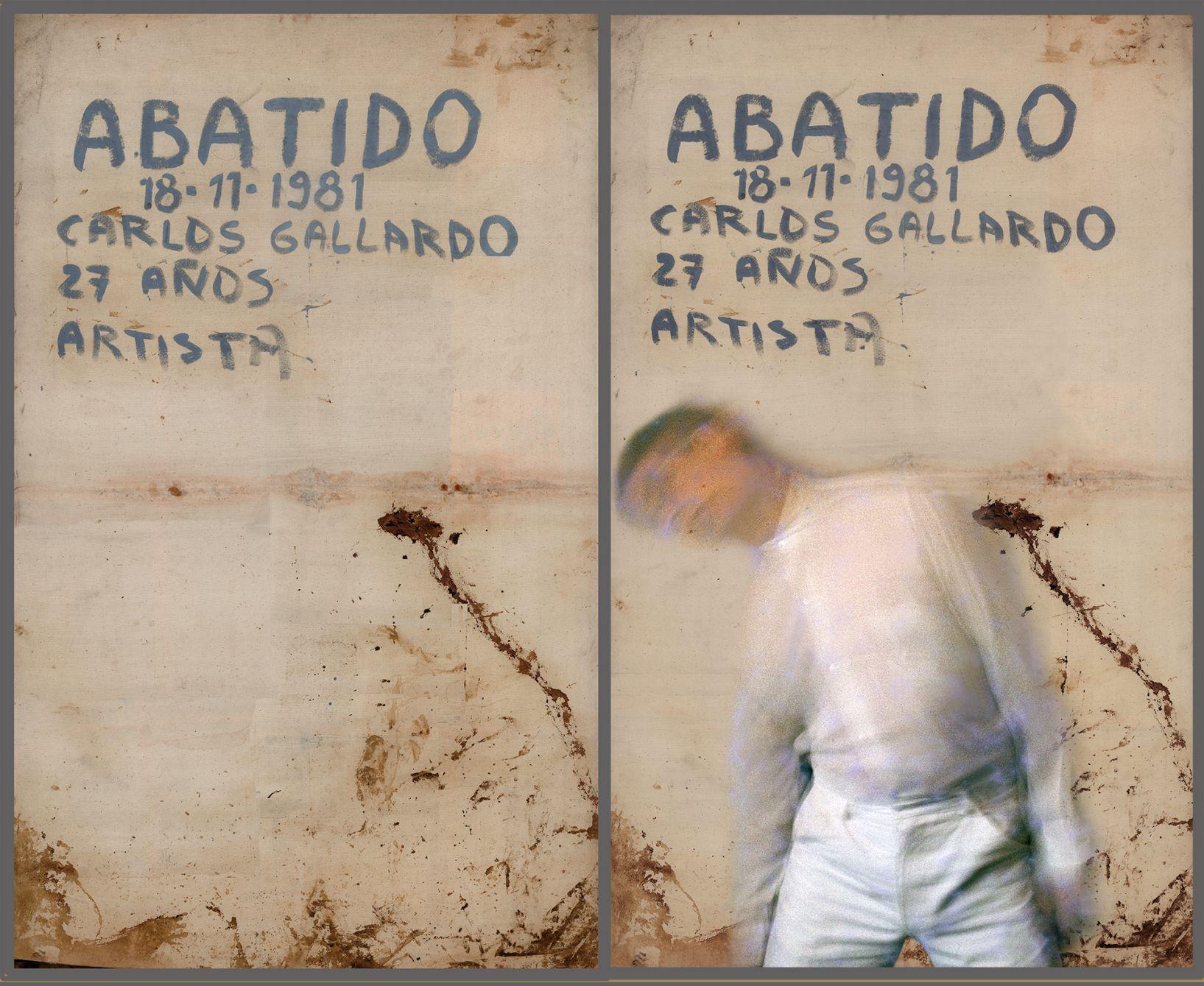 Abatido. A la Carne de Chile (1981) - Carlos Alejandro Gallardo Arenas