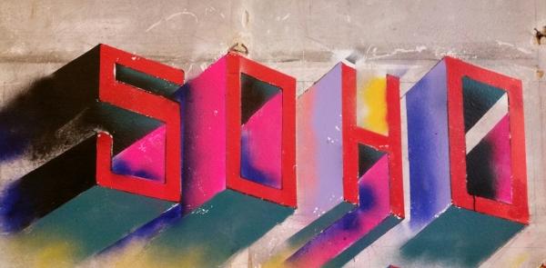 Graffity Soho