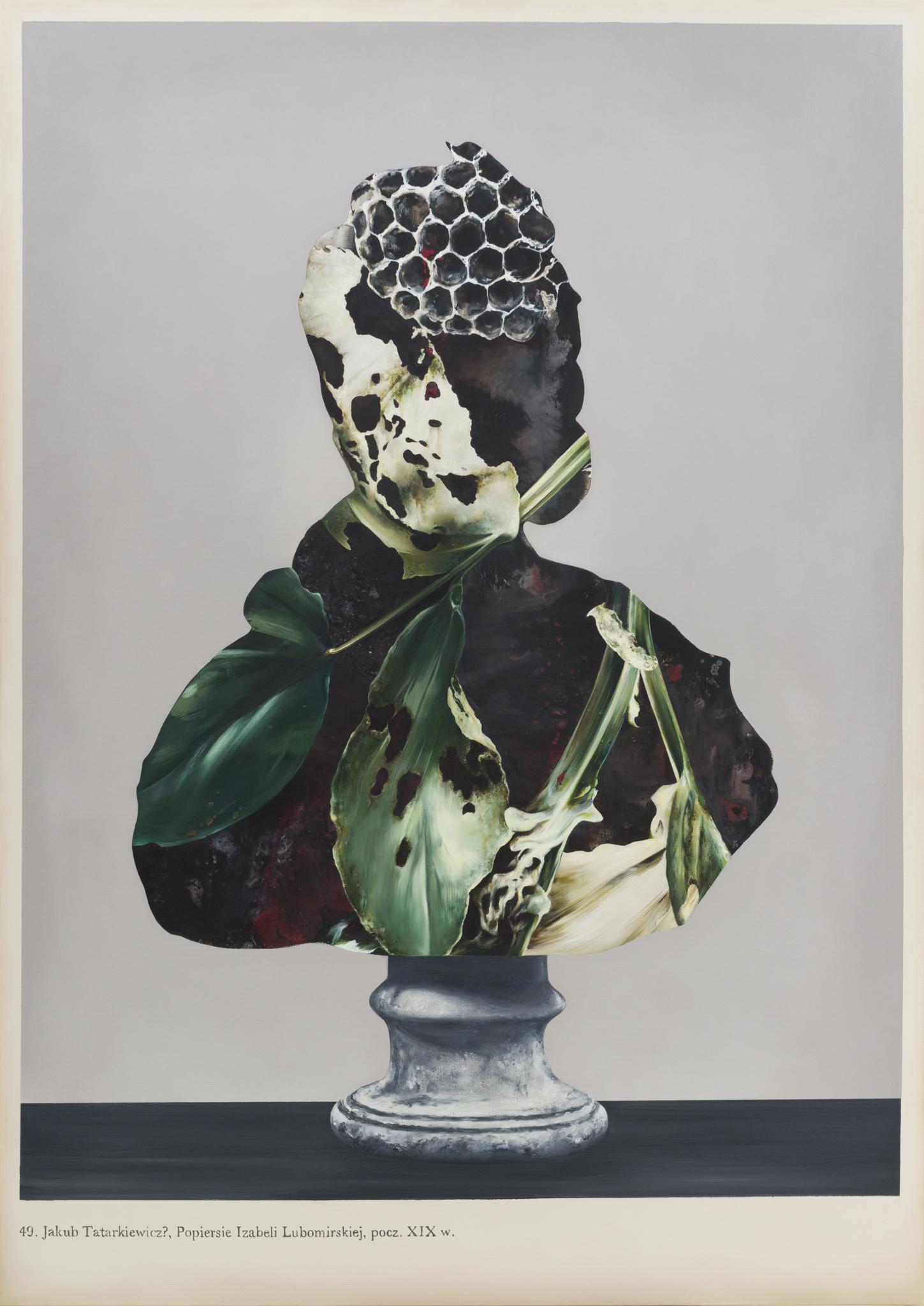 Untitled '49 (2017) - Ewa Juszkiewicz