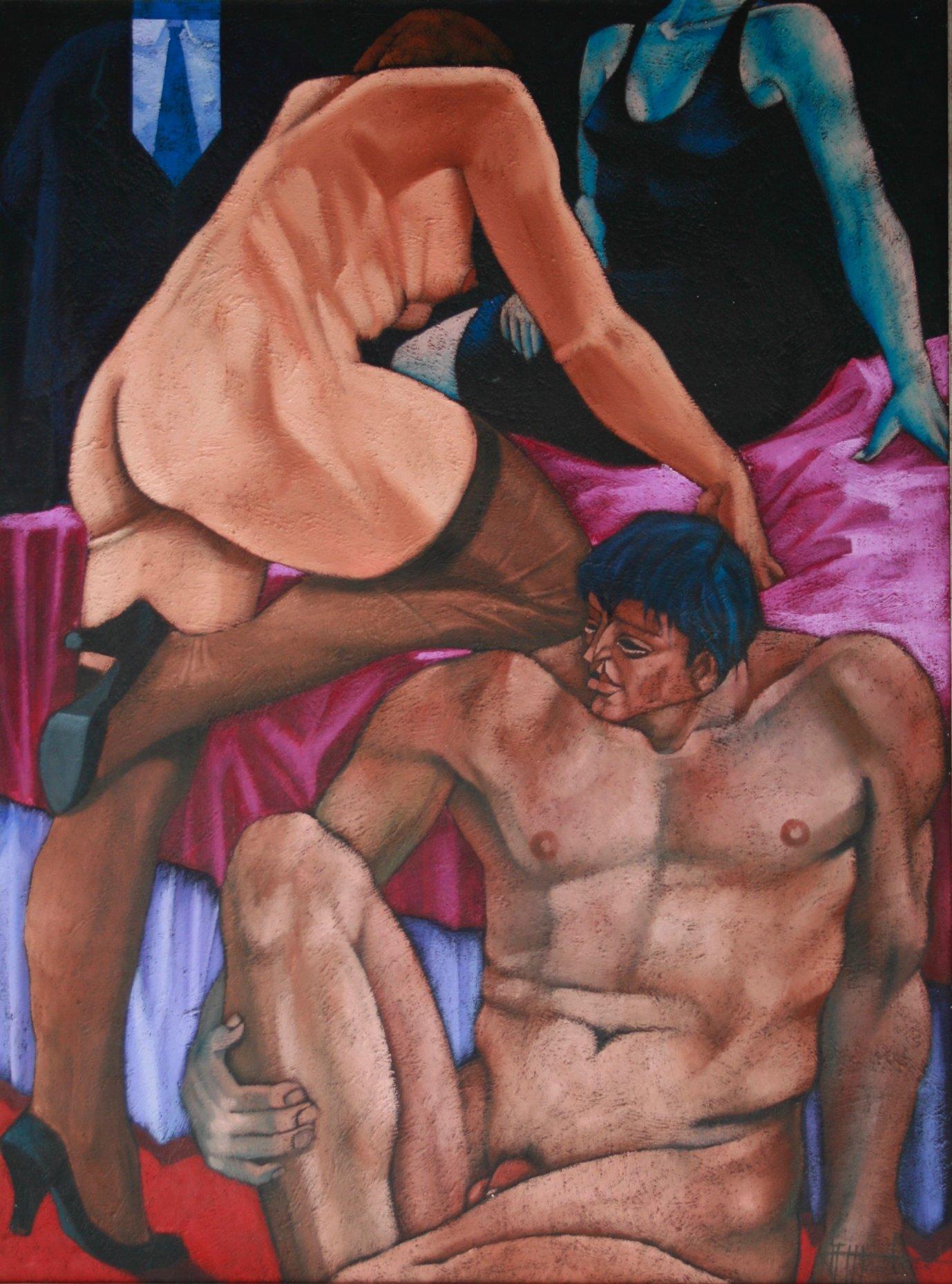 Inicio o fin de una Amistad (2004) - Alfredo Montaña