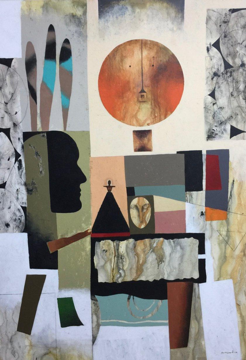 Pyramid Woman (2016) - Fabio Hurtado