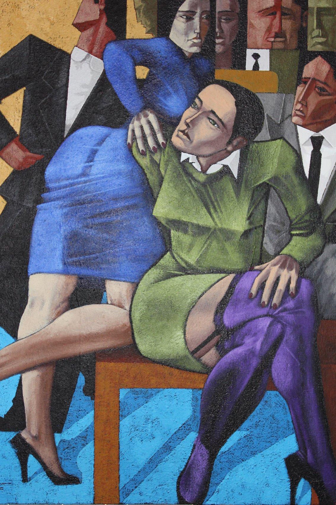 05-DOBLES PAREJAS (2014) - Alfredo Montaña