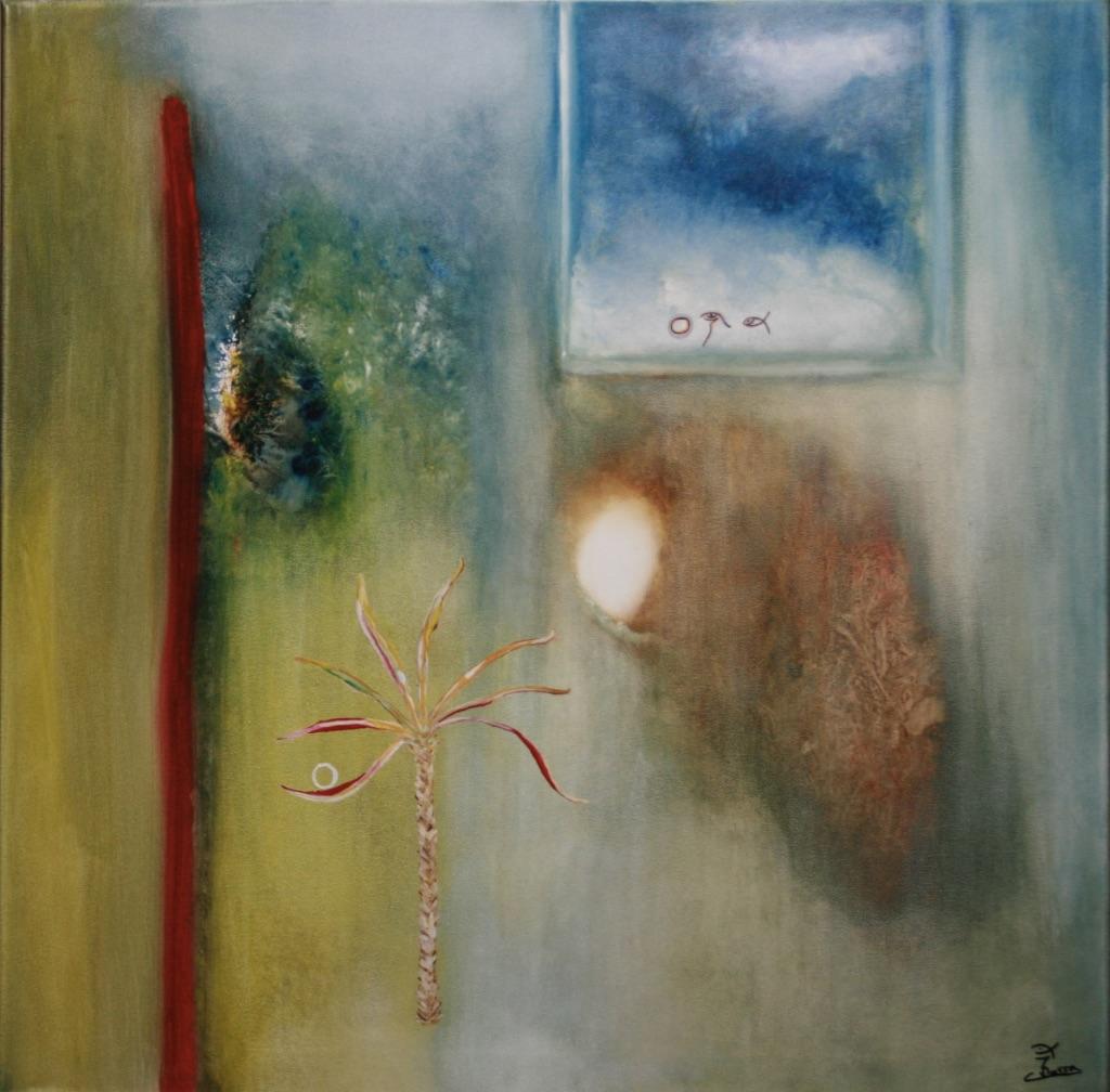 Serie Silencio Osiris (2017) - Carlos Parra - Gopali