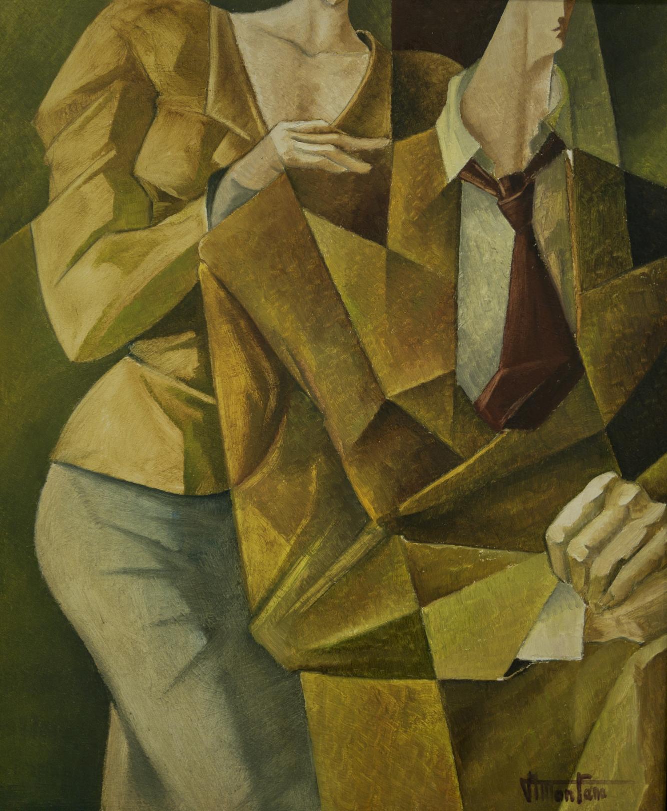 La Espera (1990) - Alfredo Montaña