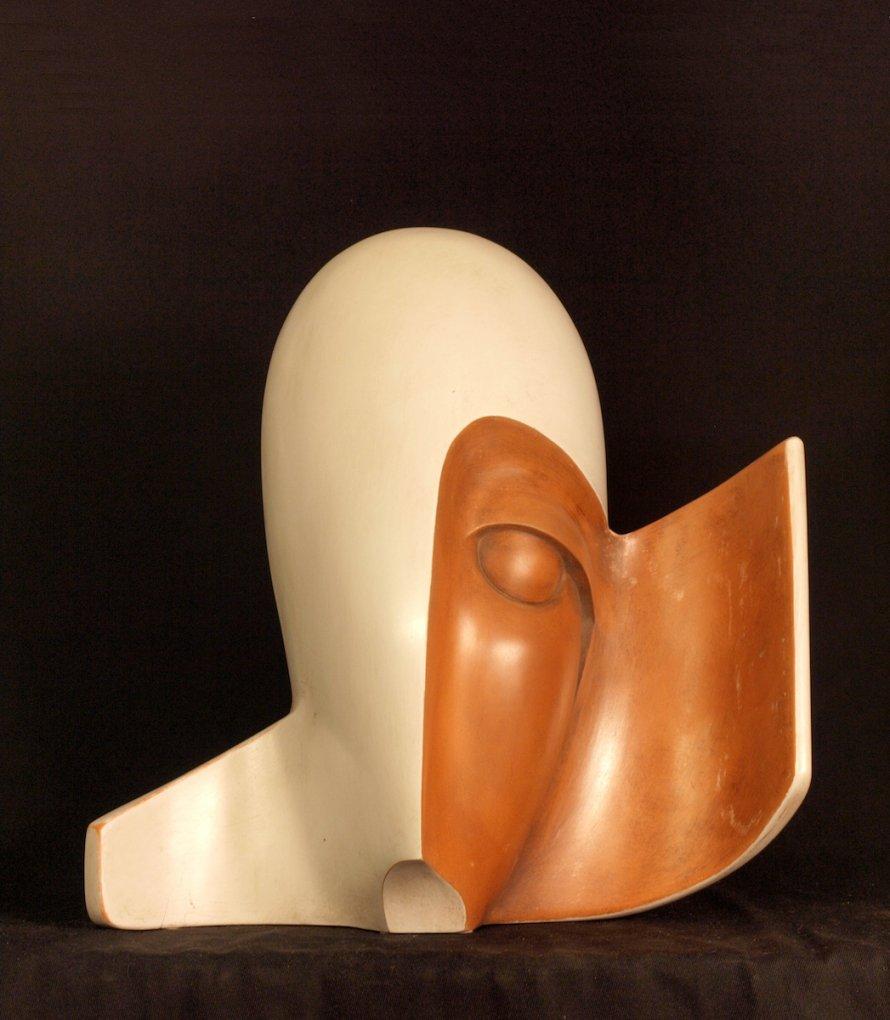 Mujer con pañuelo