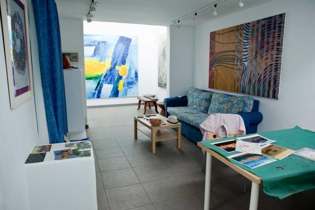 Residencia La Casa del Artista del Nautilus Lanzarote Art & Biosphere
