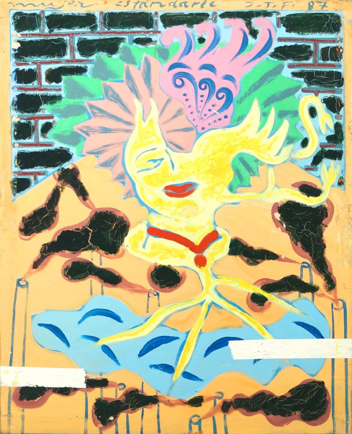 S/T (1987) - Juan José Fuentes