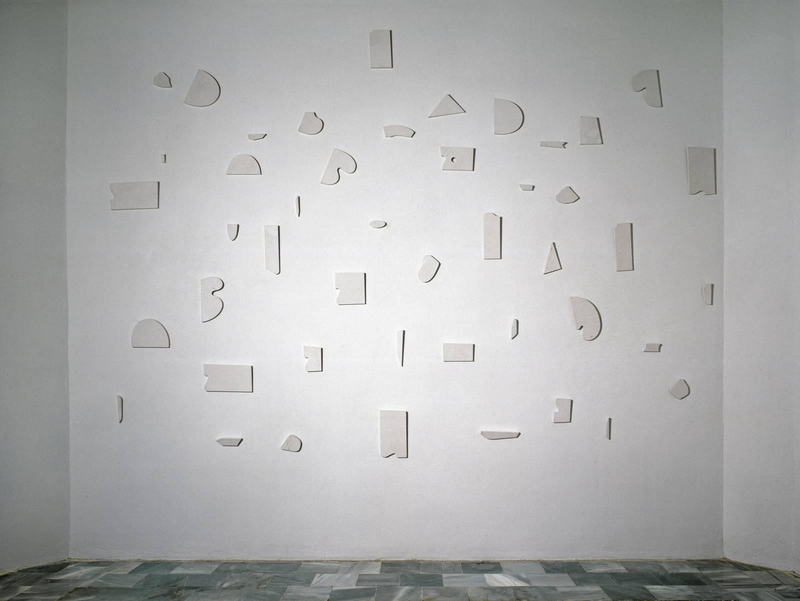 Mural paletas (1990) - Carmen Calvo