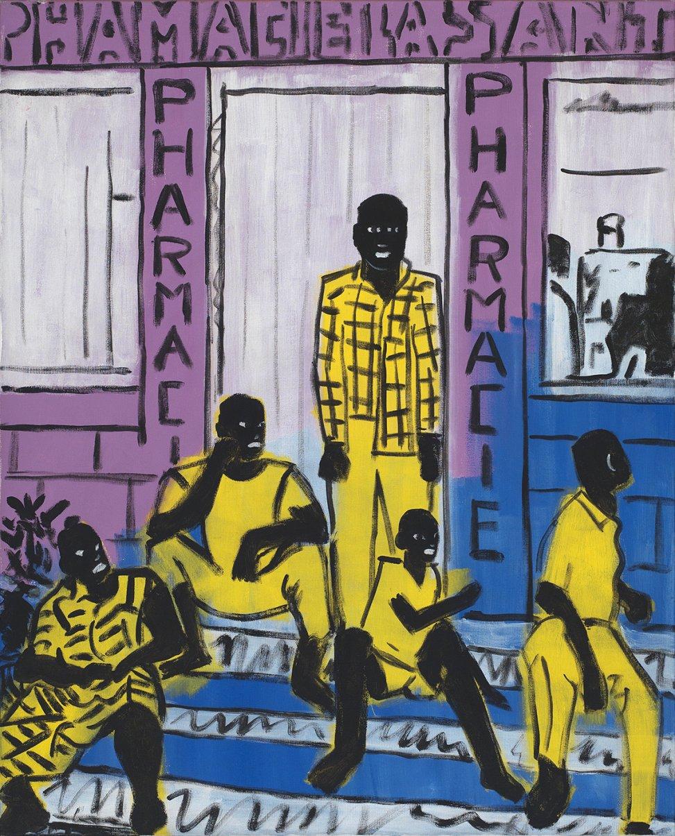 Sin nombre, nº 21 (2004) - Manolo Quejido